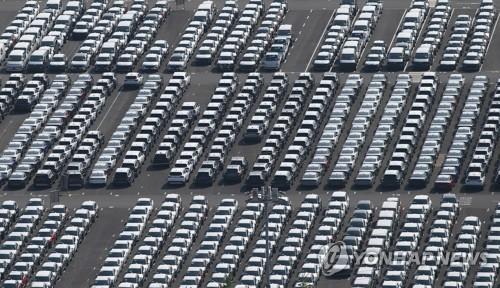 韩7月汽车生产出口内销同比均减少