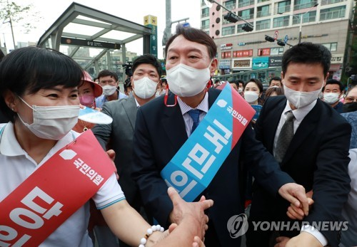 韩总统人选尹锡悦称福岛未核泄惹议
