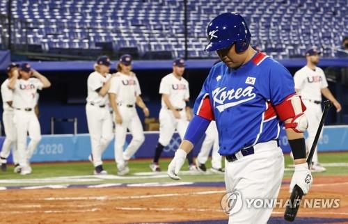 韩国棒球无缘决赛