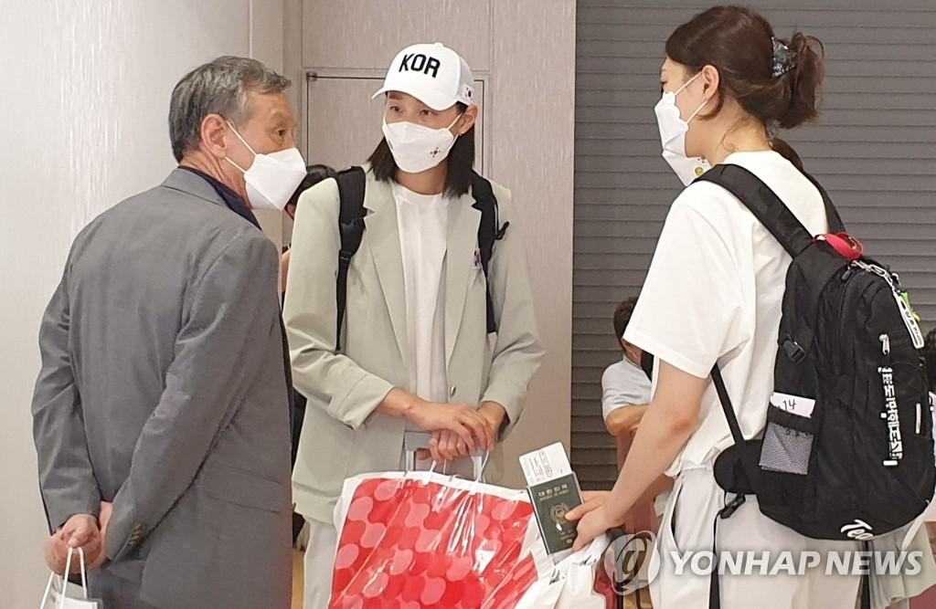 韩国女排名将金软景决定退出国家队