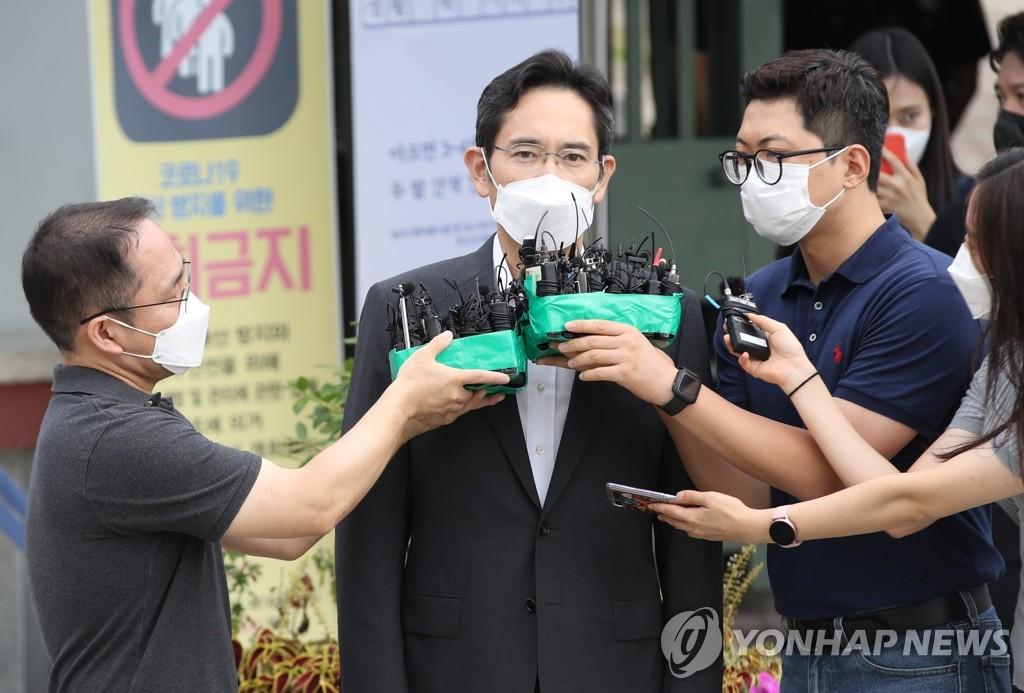 详讯:三星李在镕获假释出狱
