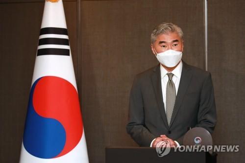 美对朝代表:愿与韩方继续探讨终战宣言