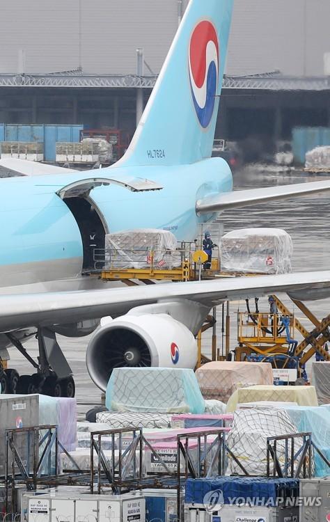 韩国直购莫德纳疫苗中102.1万剂到货