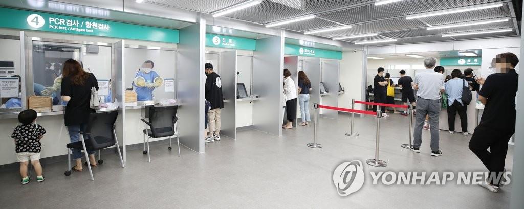在韩完成疫苗接种者下周起入境当天须做核酸