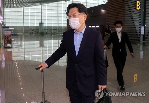 韩对朝代表:与美讨论多领域对朝人道主义合作