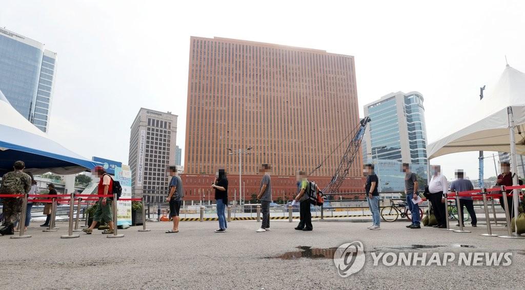 简讯:韩国新增1372例新冠确诊病例 累计251421例