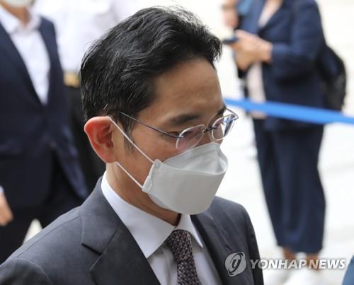 三星李在镕非法注射麻醉药案庭审推迟至下月