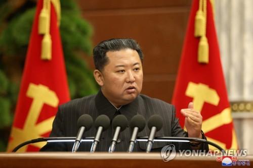 金正恩主持劳动党政治局会议强调疫情防控