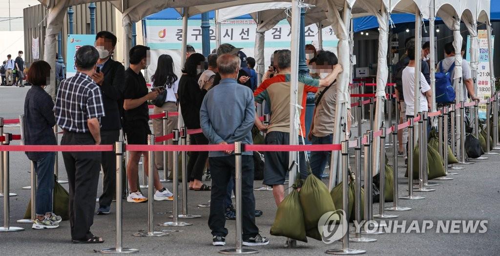 韩防疫部门研判第四波大流行本月将达峰值