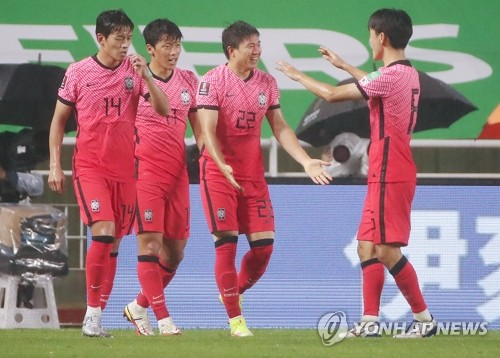 韩国国足最新FIFA排名维持第36位