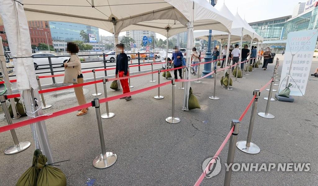 详讯:韩国新增2049例新冠确诊病例 累计267470例