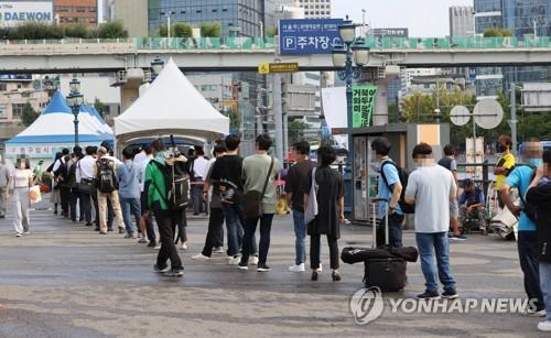 详讯:韩国新增1497例新冠确诊病例 累计275910例