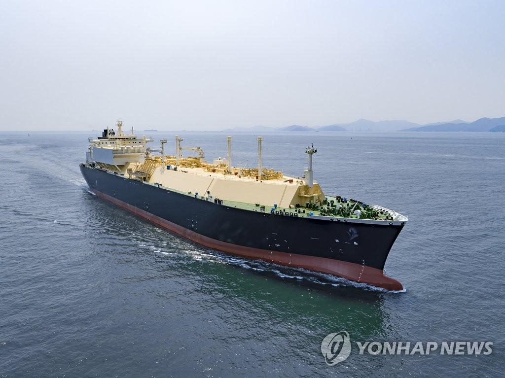 韩国船企9月新接订单量居全球第二