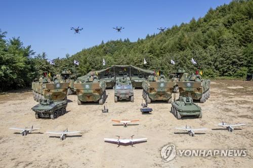 韩陆军高端武器装备