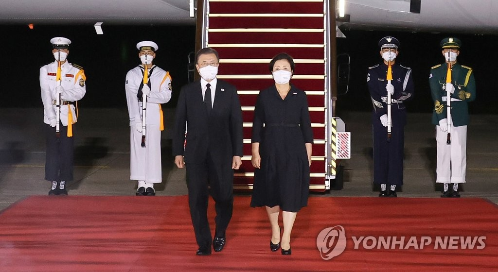 文在寅:朝鲜仍未关闭对话之门