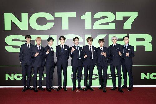 NCT 127新辑登顶日本公信榜专辑周榜