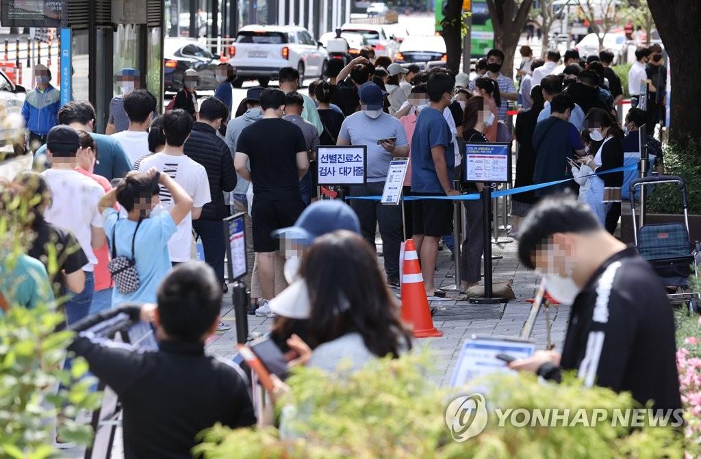 详讯:韩国新增2383例新冠确诊病例 累计303553例
