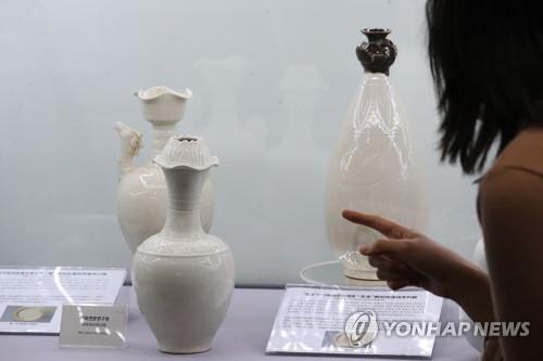 韩中文物特别展将在首尔开幕