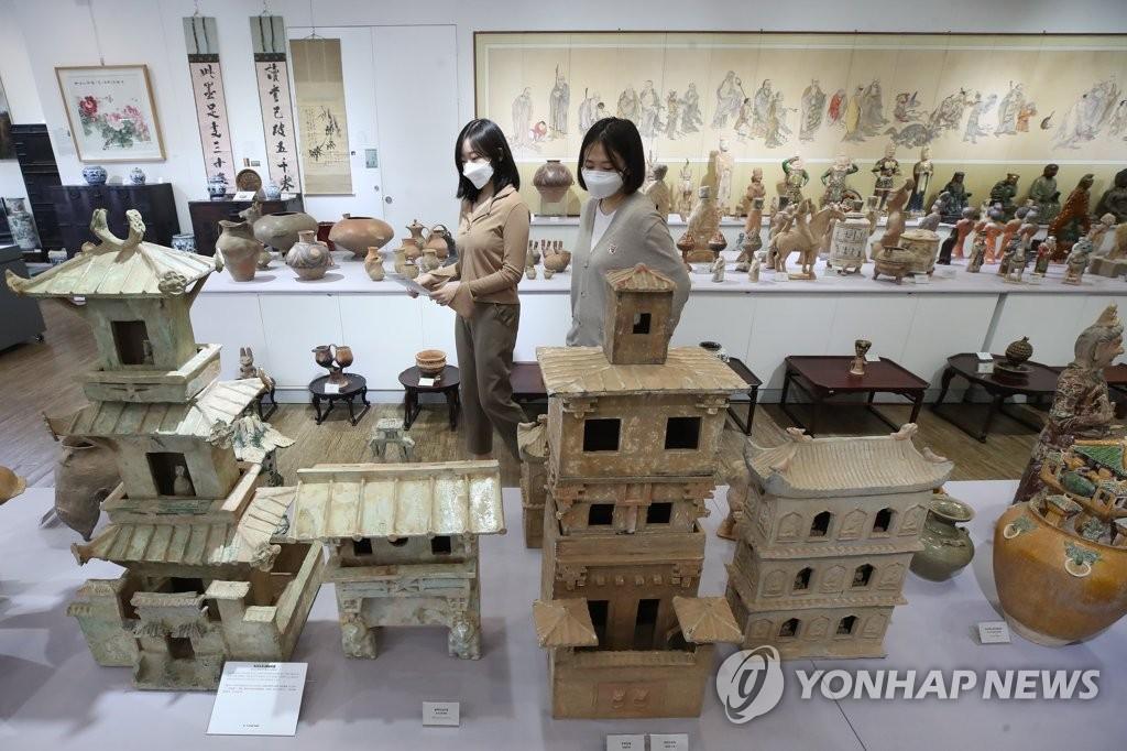 韩中文化遗产