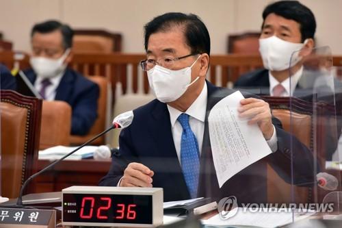 韩外长:需考虑放宽对朝制裁 韩美不敌视朝鲜