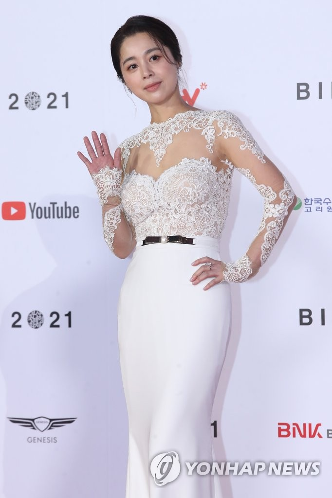 演员徐令姬