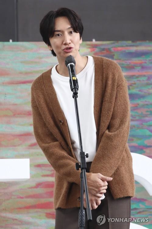 演员李光洙