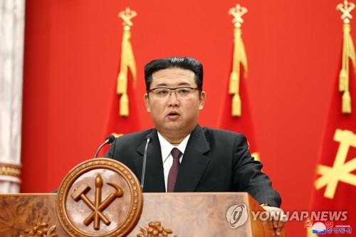 金正恩首次在朝鲜建党纪念日发表讲话