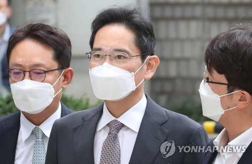 三星李在镕非法注射麻醉药案被求罚38万