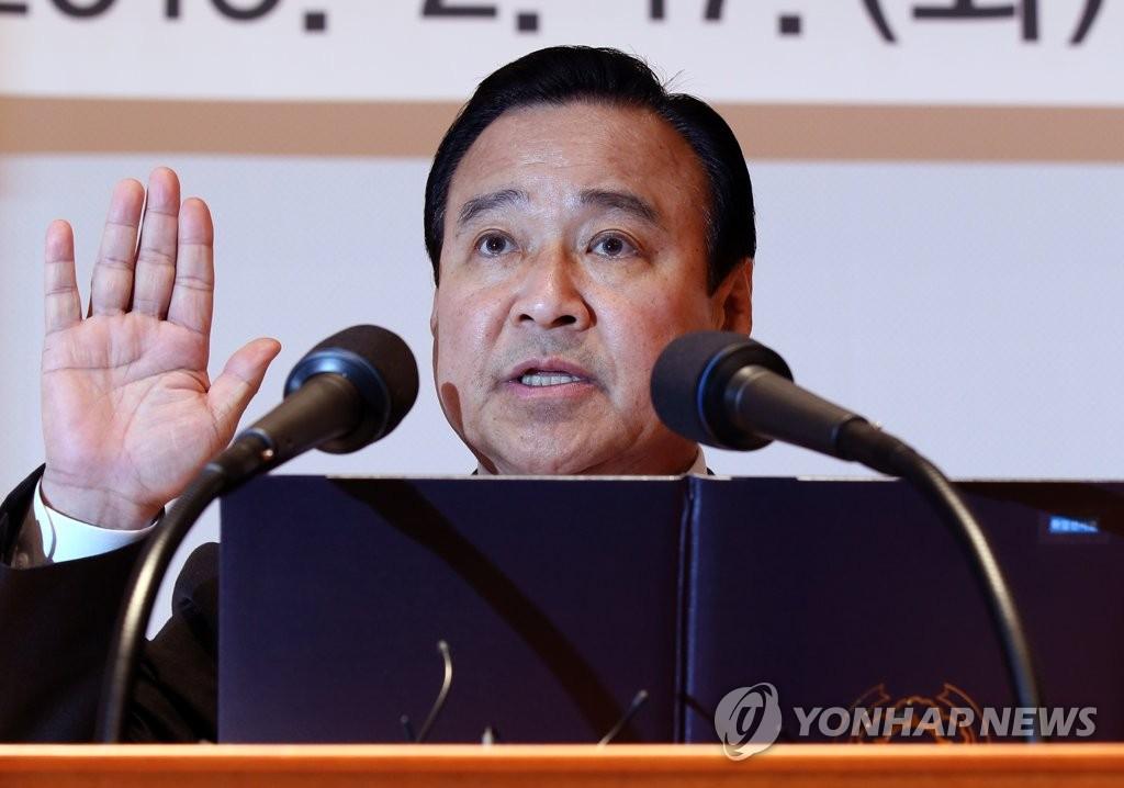 韩前国务总理李完九去世