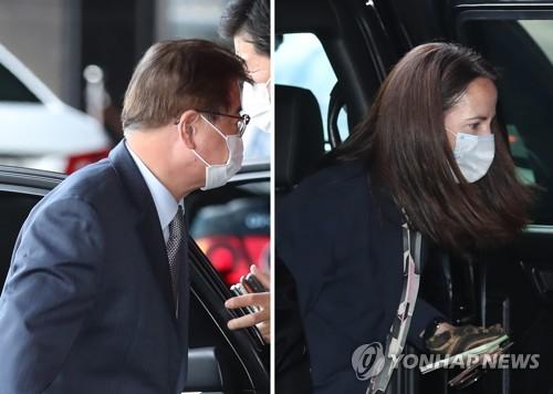 消息:韩美情报机构首长在首尔会晤