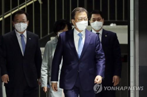 文在寅:韩国2030年减排目标上调至40%