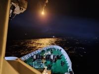 详讯:一中国渔船在韩沉没 12人获救3人失踪