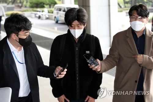 韩地产弊案关键人到案