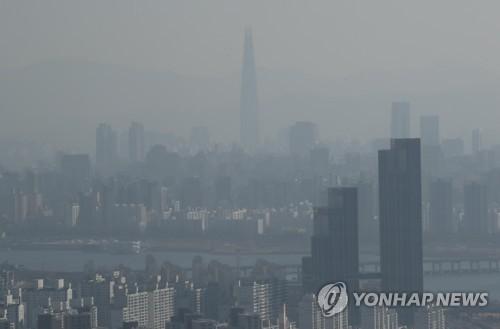 韩环境部:韩国大气污染确受中国影响