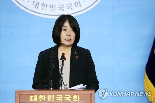详讯:韩慰安妇团体前负责人尹美香开记者会释疑