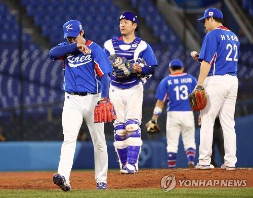 东京奥运韩国5日综合:棒球无缘决赛 现代五项开门红